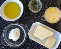 Vetten, oliën & boter