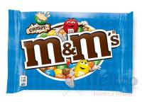 M&M CRISPY SINGLE BLAUW