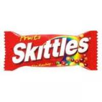 SKITTLES FRUITS ROOD