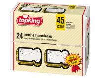 TOSTIE 45 EXTRA HAM-KAAS ( 24 stuks )