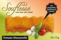 SOUFLESSE TOMAAT-MOZZARELLA