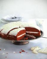 RED VELVET DOME CAKE  (A274C12)