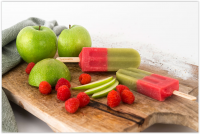 SPRIMFRUITS FRAMBOOS/APPEL FRUITIJS