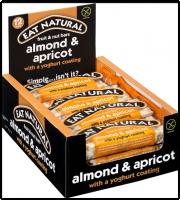 ALMOND APRICOT & YOGHURT COATING