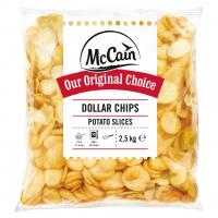 DOLLAR CHIPS / AARDAPPELSCHIJFJES
