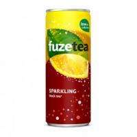 FUZE TEA SPARKLING BLIK