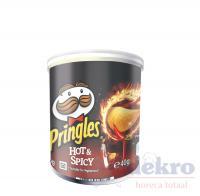 PRINGLES HOT SPICY ZWART KL