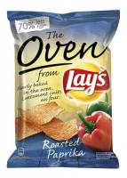 THE OVEN FROM LAYS PAPRIKA