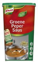 GROENE PEPERSAUS